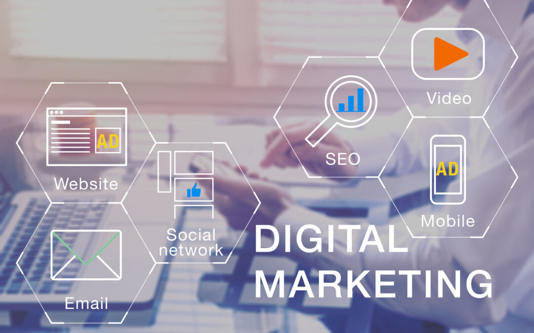 Digital Marketing Disciplines for the Equipment Industry